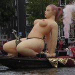De winnende boot